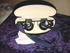 Model Inspectacles Set,Case,Lens Cloth&Strap,2Lights,HiMag,420specs,trees,minies