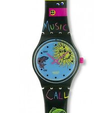 "Rare Swatch (1993) Musicall ""Europe In Concert"" SLB101 - NEW Original Box"