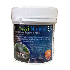 SALTY SHRIMP Sulawesi Mineral 8.5 buffers the 8.5 pH  minerals & trace element