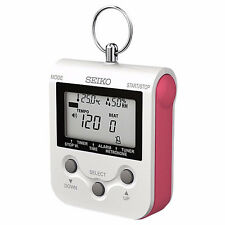 Genuine SEIKO Compact Metronome DM90 (Pink) NEW! Ships Fast! Retails for $50!