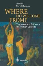 WHERE DO WE COME FROM? - NEW PAPERBACK BOOK