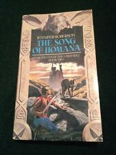 The Song of Homana, Roberson, Jennifer, Chronicles Of The Cheysuli Book Two