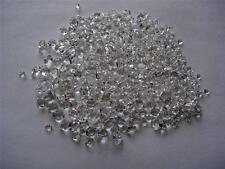 Genuine Jewelry grade Herkimer Diamond Gems, Floaters, 5-12mm, 95+% Flawless