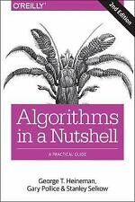 NEW Algorithms in a Nutshell: A Practical Guide by George T. Heineman Paperback