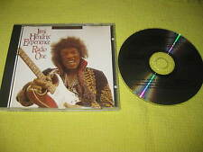 Jimi Hendrix Experience Radio One 1989 Rock Blues CD Album ft Purple Haze