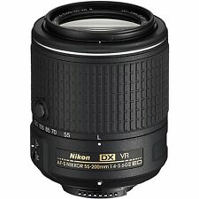 Nikon AF-S DX Nikkor 55-200mm F4-5.6G ED VR II Lens, In London