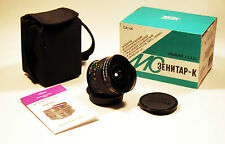 Lens MC  Zenitar f/2.8/16mm Fish Eye for Canon EOS bayonet!. Brand New