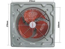 Industrial Extractor Fan 300mm, 12 inch, 240V, 1720 rpm, Airflow 2100m³/h