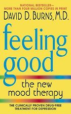 Feeling Good: New Mood Therapy by David D. Burns [Mass Market Paperback]