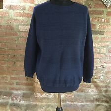 Collection WEEKEND by John Lewis  Sweater Jumper, navy size 14