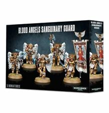 Warhammer 40k Space Marines Blood Angels Sanguinary Guard NIB