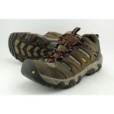 Keen Koven  Men US 9.5 Brown Hiking Shoe Pre Owned  1702