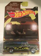 2015 Hot Wheels 79 Ford Pickup Walmart Exclusive Truck Camo Camouflage #1/6
