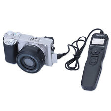 Neewer LCD Digital Timer Remote Control Shutter Release for Sony A7 A6000 Camera