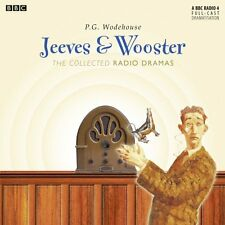 Jeeves & Wooster: The Collected Radio Dramas New Audio CD Book P.G. Wodehouse, M