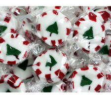 SweetGourmet Brach's Peppermint Christmas Tree Nougats - 3Lb FREE SHIPPING
