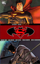 SUPERMAN BATMAN NIGHT AND DAY Graphic Novel