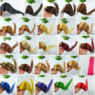 """Remy Clip-In 100% Real Human Hair Extensions 6pcs 30g Straight 20"""" 31 Colors"""