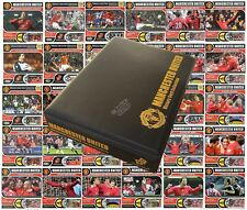 RUUD VAN NISTELROOY Manchester United Football Club Victory Card Stamp Album