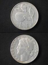 REPUBBLICA MONETA DA 1 LIRA 1949