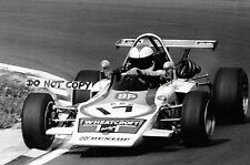 9x6 Photograph Roger Williamson  F3 GRD-Holbay 372  Brands Hatch 1972