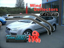 Ford Focus MK2 2004-2011 Hatchback 3 Dooor  Wind Deflectors 2 pcs HEKO (15228)