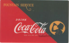 Coca Cola Coke Card Sticker New! #8