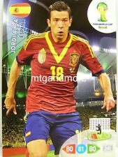 Adrenalyn XL - Jordi Alba - Spanien - Fifa World Cup Brazil 2014 WM