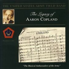 The Legacy of Aaron Copland CD NEW
