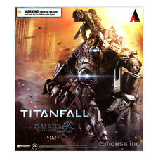"12"" TITANFALL figure ATLAS TITAN W/ PILOT battle mech PLAY ARTS KAI square-enix"