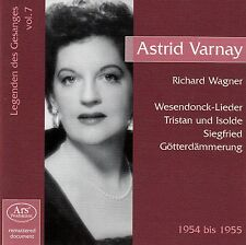 ASTRID VARNAY - LEGENDEN DES GESANGS 7 / CD - NEW