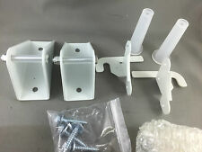 GENUINE HAIER WHIRLPOOL DRYER BRACKET WALL  HDY-E60 HDY-M40 AWD60A H0020103152B