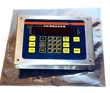 FAIRBANKS 18164 PC BOARD W/ DIGITAL FRONT PANEL DISPLAY