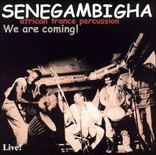 We Are Coming by Senegambigha (CD, May-2001, United One)
