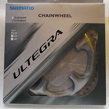 Shimano Ultegra FC-6700 Chainring 53T for 53-39T, BCD 130mm, 2x10, Silver