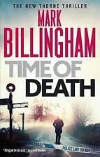 Tiempo de muerte por Mark Billingham (Nuevo Libro De Bolsillo, 2016)