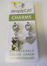 simplyCAT Charms Replaceable Collar charm fits most collars (J-3)