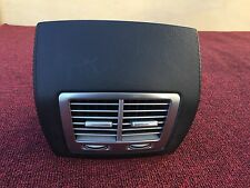 124# MERCEDES W216 CL550 CL REAR CENTER CONSOLE AIR CONDITION AC VENT GRILL OEM