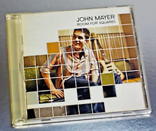 JOHN MAYER ROOM FOR SQUARES CD, 2001, SONY