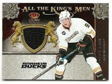 11/12 CROWN ROYALE ALL THE KING'S MEN GAME JERSEY Bobby Ryan #5