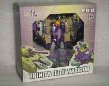 Transformers Iron Factory IF EX-13 Trinity Elite Warrior Blitzwing in stock