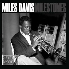 CD MILES DAVIS MILESTONES STRAIGHT NO CHASER DR JEKYLL BILLY BOY TWO BASS HIT
