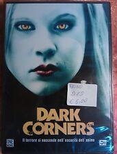 FILM-DVD- DARK CORNERS - HORROR IN ITALIANO NUOVO SIGILLATO