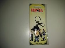 Fairy Tail Chibi Character PVC Keychain | Gray Fullbuster - BRAND NEW