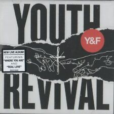 Youth Revival CD By Hillsong Young & Free (Where You Are) 2016 NEW & SEALED