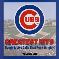 Chicago Cubs Greatest Hits Vol.1, New CD 1999 SAMMY SOSA, BASEBALL, HARRY CARAY