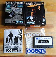 Jeu LES INCORRUPTIBLES (THE UNTOUCHABLES) pour AMSTRAD CPC BIG BOX (Ocean)