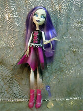 Monster High Spectra Vondergeist First Wave Doll Pet Purse Shoes 1st Release Lot