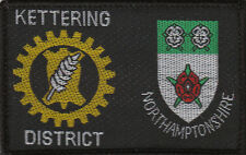 Boy Scout Double Badge Ext KETTERING DISTRICT/NORTHAMPTONSHIRE