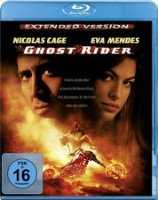 Blu-ray * GHOST RIDER (EXTENDED VERSION) - Nicolas Cage , Eva Mendes # NEU OVP